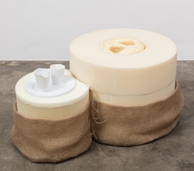 Janina McQuoid, 'Plug Use', 2017, Sculpture, Olyurethane foam, fiberglass, gel coat and jute, LAMB Arts