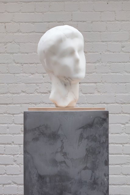 , 'Finding Myself in the Stone,' 2019, Galería OMR