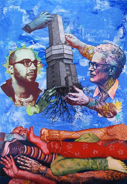 , 'Brutalist Vision,' 2016, ANNO DOMINI