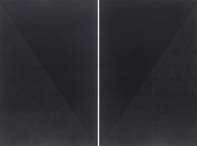 , 'triptite,' 2018, Galerie Krinzinger