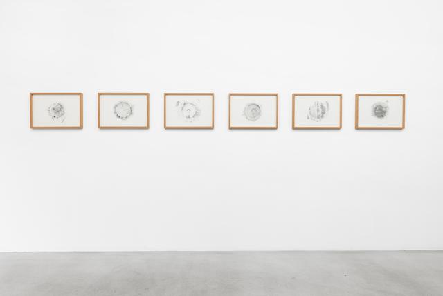 , 'N.1-N.6,' 2016, Galerie Nordenhake