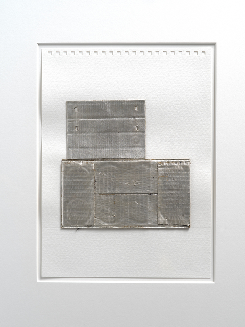 Rachel Whiteread, 'Silver Boxes', 2006, Luhring Augustine