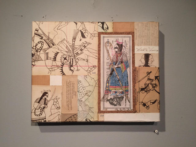 , 'Winkte Warrior,' 2018, John Molloy Gallery