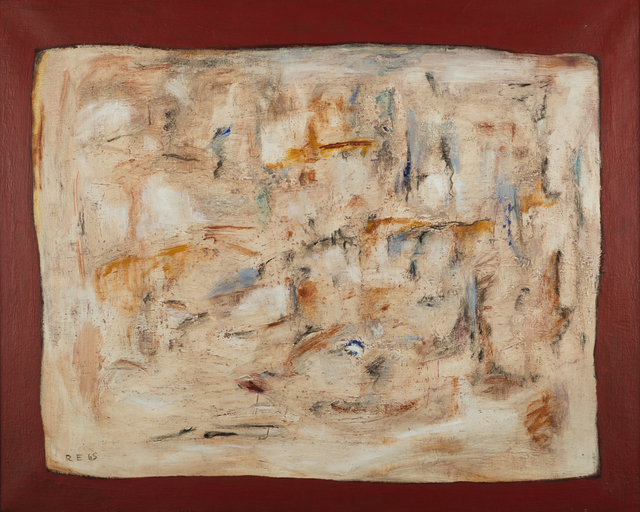 , 'Tablet,' 1965, Childs Gallery