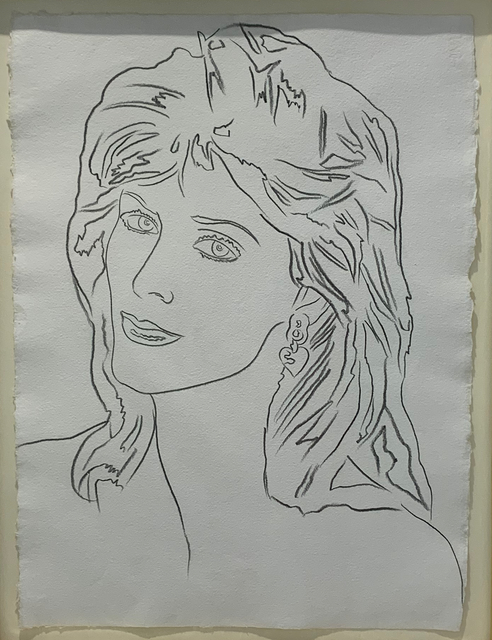 , 'Portrait of a Woman,' 1986, Schacky Art & Advisory