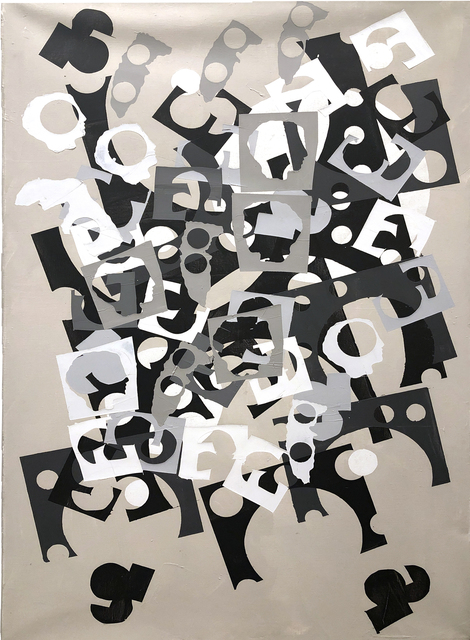 , 'Acroterion in Taupe,' ca. 1987, LatchKey Gallery