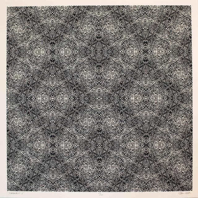 , 'Fingerprint I,' 2007, Barry Whistler Gallery
