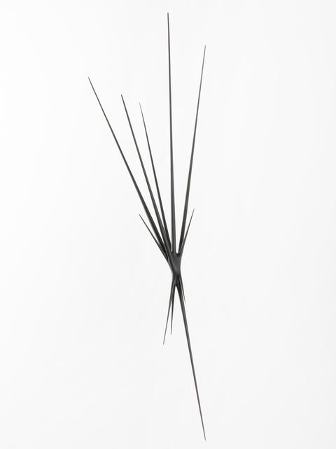 , 'Untitled #2 (Black Suspended Sculpture),' 2018, Patrick Parrish Gallery