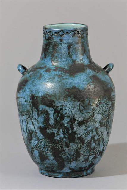 , 'Vase à deux anses,' ca. 1960, Lebreton