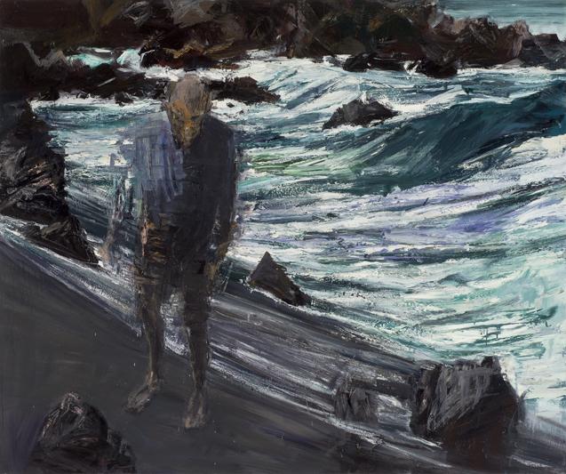 , 'Rip,' 2012, Watters Gallery