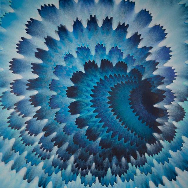 Hoxxoh, 'BLUEZ', 2019, StolenSpace Gallery