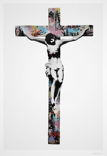Kenny Random, 'Crucifixion', 2011, Stowe Gallery