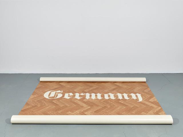 Tobias Köbsch, 'Germany', 2016, Evelyn Drewes Galerie