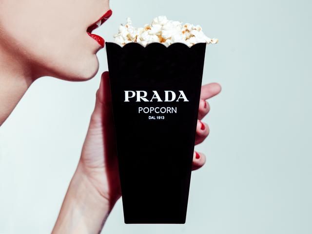 Tyler Shields, 'Prada Popcorn', N/A, ArtLife Gallery