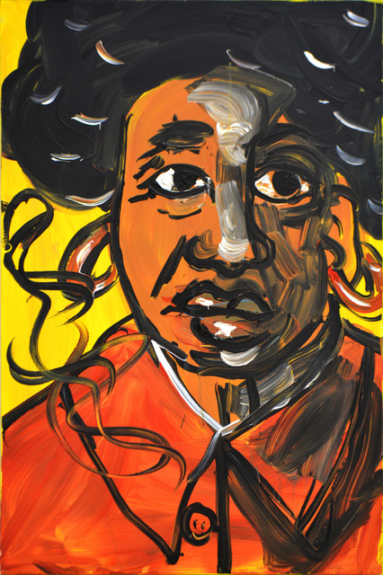 , 'Afro Mao ,' 2018, Ethan Cohen New York
