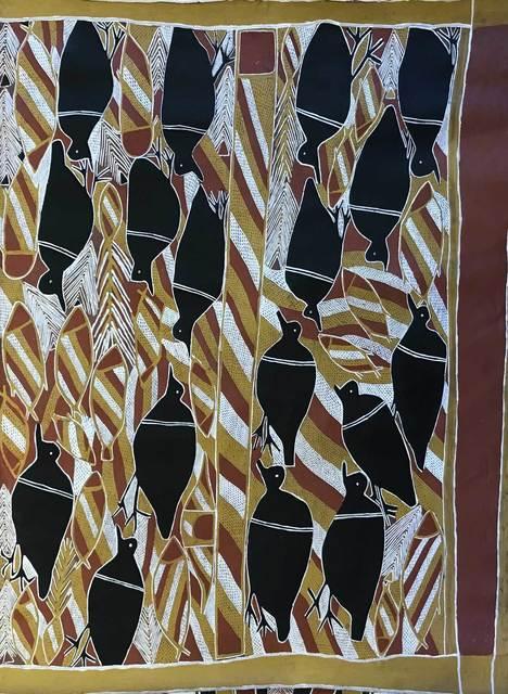 Namiyal Bopirri, 'Untitled', ca. 1995, Gannon House Gallery