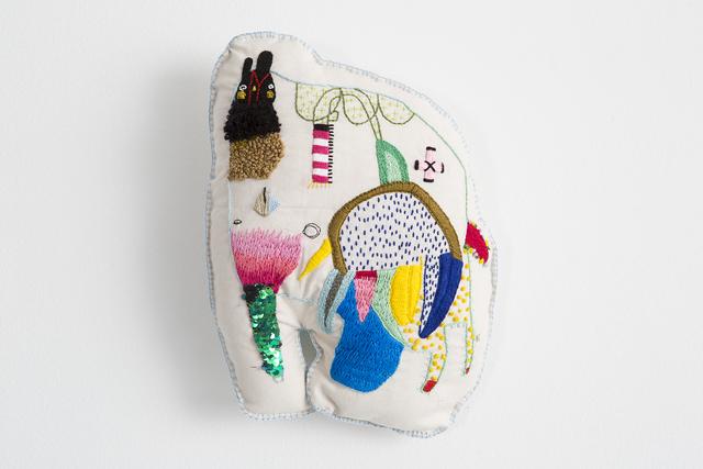 , 'Hummingbird,' 2016, Matthew Rachman Gallery