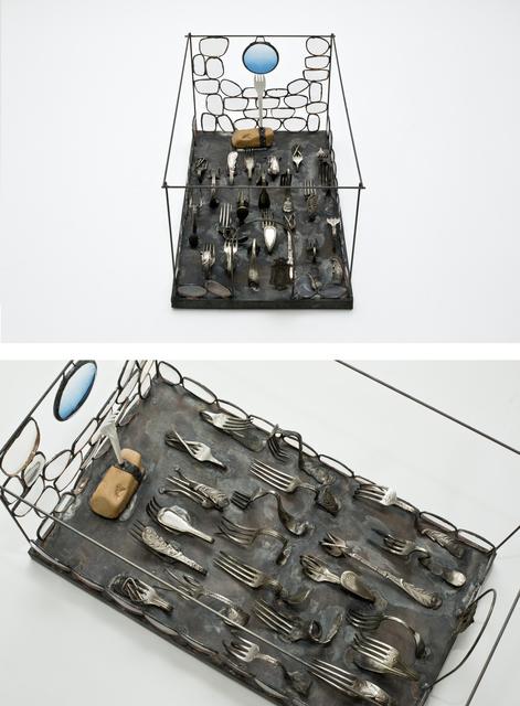, 'Head Fork,' , Zilberman Gallery