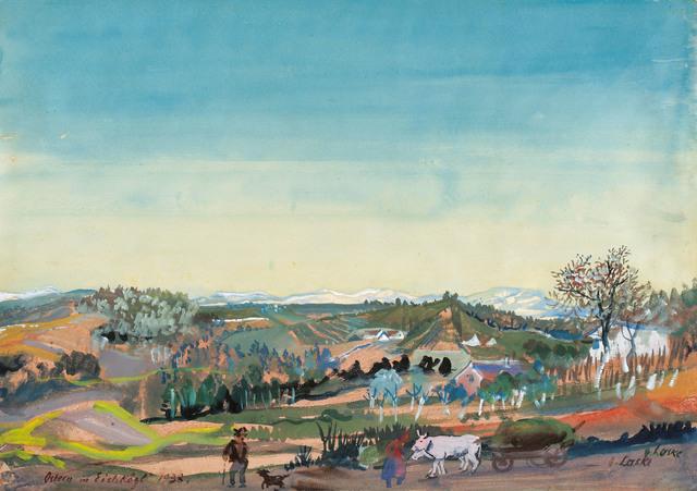 , 'Eastern in Eichkögl,' 1940, Galerie Kovacek & Zetter