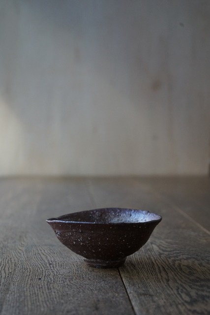 , 'Kakinoheta Chawan (Tea Bowl),' , Kami ya Co., Ltd.