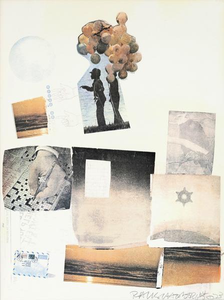 Robert Rauschenberg, 'Support', 1973, Caviar20