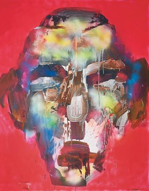 , 'Faces of the World I 众生相系列-01 ,' 2017, Harmony Art Gallery