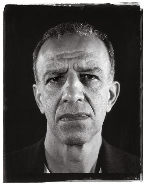 Chuck Close, 'Alex Katz', 1996, Kenneth A. Friedman & Co.