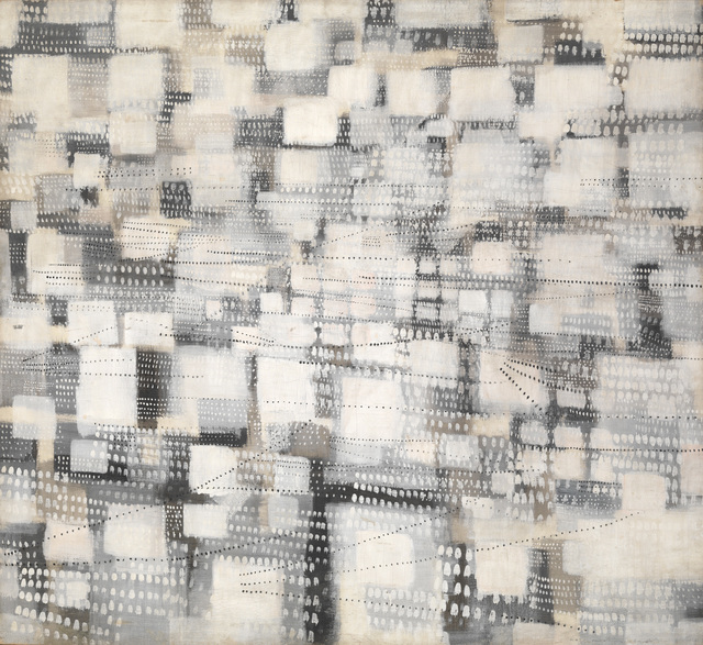 , '(Untitled) City,' 1954, Peggy Guggenheim Collection