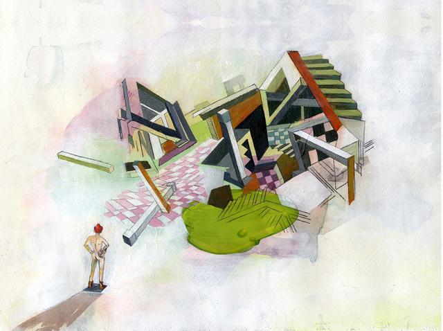 , 'Edifice,' 2013, A.I.R. Gallery