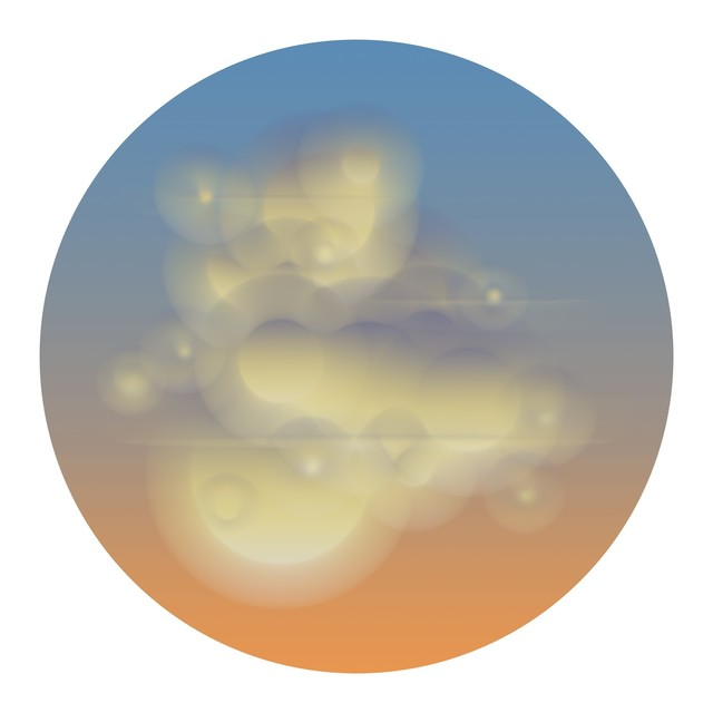 , 'Cloud (Inness) 4517,' ca. 2015, The Schoolhouse Gallery