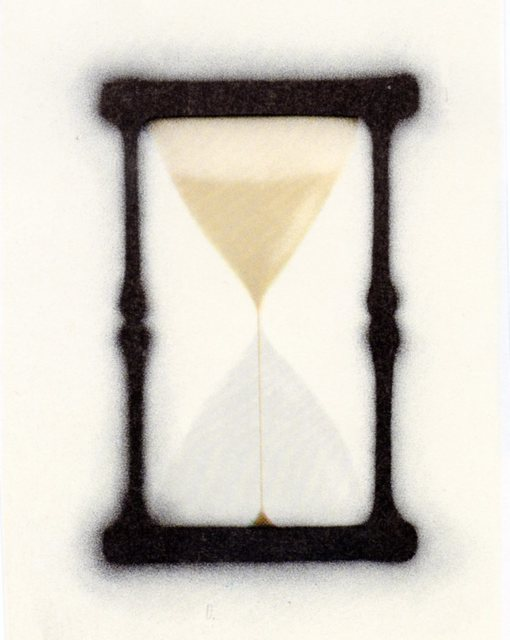 , 'Reloj de arena,' 1988, Polígrafa Obra Gráfica