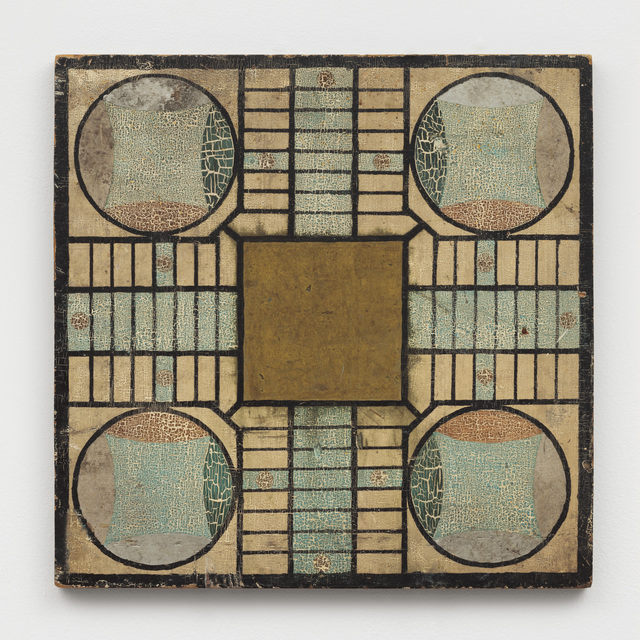 , 'Parcheesi Variation Game Board ,' Early 20th Century, Ricco/Maresca Gallery