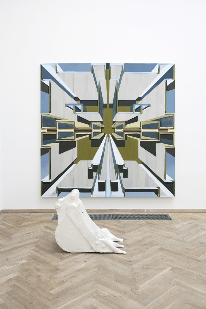 Installation view, CHART Art Fair 2018, Katja Larsson & Linnea Rygaard, Cecilia Hillström Gallery