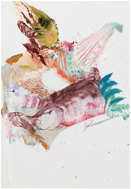 Pia Fries, 'farou', 2015, Mai 36 Galerie