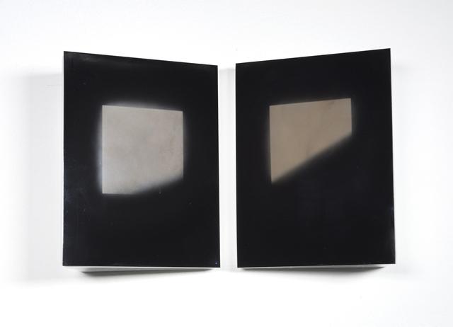 , 'Eclipse 1 & 2,' 2016, David Klein Gallery