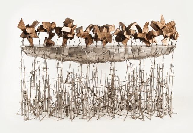 Malcolm D. MacDougall III, 'Rhizomes', 2010, Keene Arts