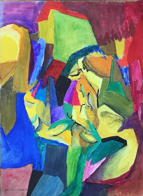 Amaranth Ehrenhalt, 'Ethel ', 1959, Lawrence Fine Art
