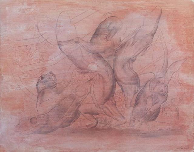 , 'Maquinaria Boceto,' 2013, AFA Gallery
