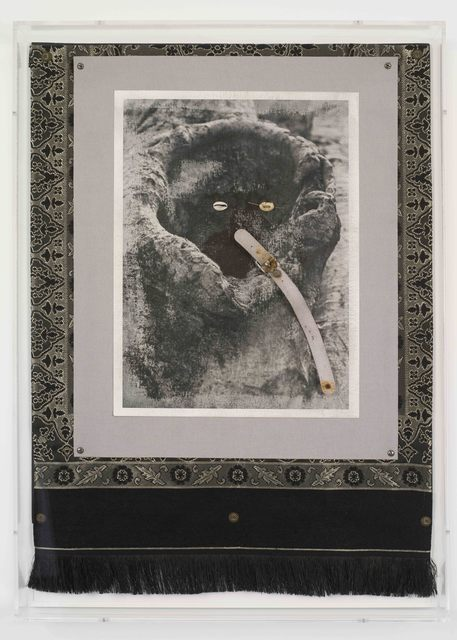 , 'Portrate,' 2016, Galerie Nathalie Obadia