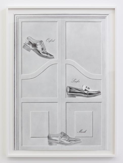, 'Shoes (Oxford, Loafer, Monk),' 2014-2015, Mary Mary