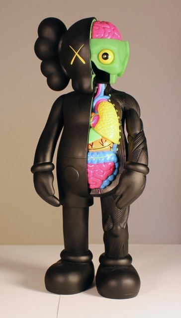 , 'Black dissected companion,' 2006, 5ART GALLERY