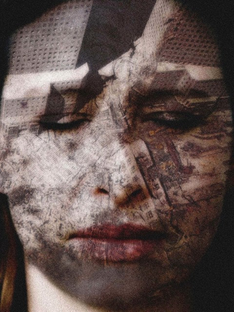 , 'Mask (September 11),' , Mark Hachem Gallery