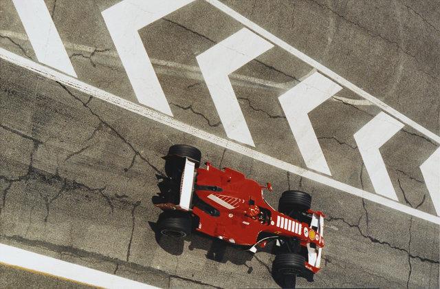 , 'Imola #16,' 2006, CFHILL