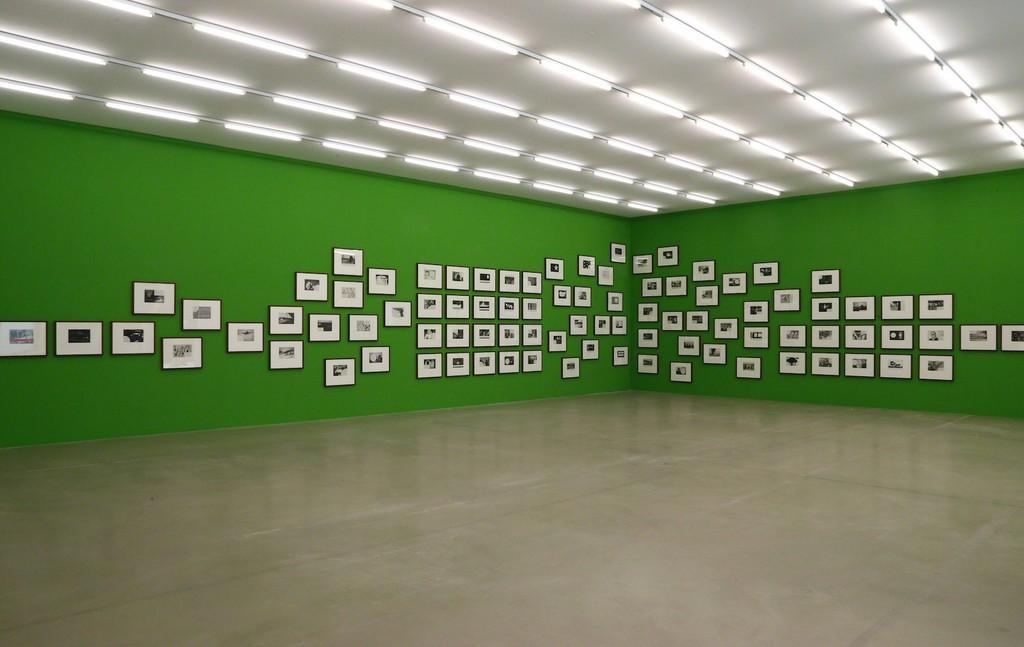 Ohne Achtsamkeit beachte ich alles 2014 Aargauer Kunsthaus, Aarau CH