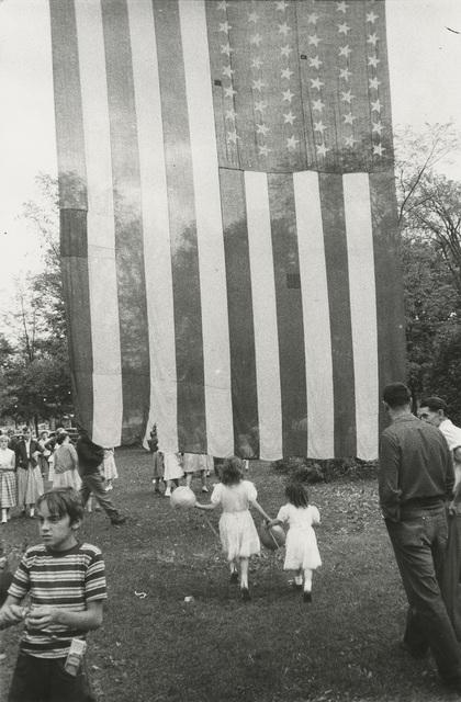 , 'Jay, NY (Fouth of July),' 1955, Gitterman Gallery