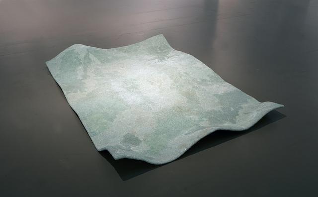 , 'Glass Blanket,' 2014, The National Art Center, Tokyo
