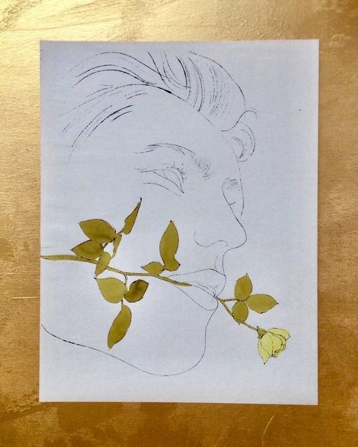 Andy Warhol, 'A GOLD BOOK, IV,108', 1957, Joseph Fine Art LONDON