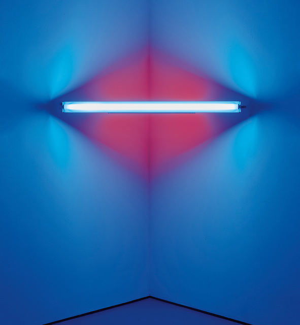 Dan Flavin, 'untitled', Phillips