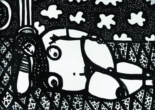 Joseph Glasco, 'Liz', 1973, WOLFS