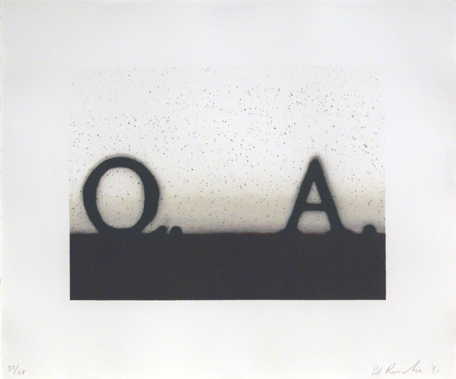 , 'Question & Answer,' 1991, Bernard Jacobson Gallery